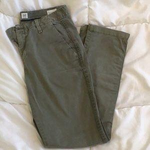 GAP work pants (Size 0)